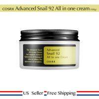 Cosrx Advanced Snail 92 All In One Cream 100ml  NEW + Free Sample [US Seller]