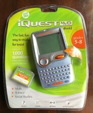 Leap Frog IQuest Handheld 4.0 Grades 5-8 with Starter Pack Cartridge