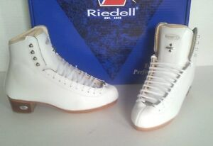 Riedell 2021 #435 Bronze Star figure skate boots 4 - 8 1/2   NEW!