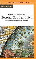 Beyond Good and Evil by Friedrich Nietzsche (2016, MP3 CD, Unabridged)