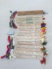 "Brainerd ""Roman Floss"", Pee Wee Lufkin Tape Measure & Other Floss"