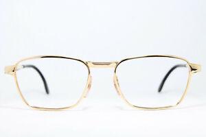 BELMER Cambridge De Lux Gold Filled Brille Eyeglasses Lunettes Bril Occhiali 60s
