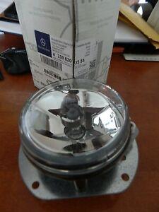 NEW Genuine Mercedes round Fog lamp Light R230 SL SLK W171 CLS W218 AMG ML W164