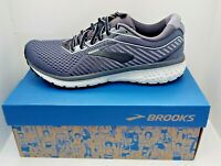 NEW Brooks Ghost 12 Men's Running Shoes 1103161D075 Black/Pearl/Oyster Size 9