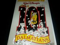 Walt Disney's 101 Dalmatians Limited Issue DVD Puppies Animated Classic Movie