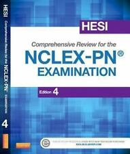 Hesi Comprehensive Review For The Nclex-Pn Examination - by Hesi