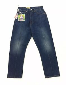 NEW Levi's Vintage Clothing 701 LVC Womens Size 28 Pin Tuck Selvedge Denim Jeans