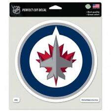 "Winnipeg Jets 8""x8"" Color Auto Decal [NEW] NHL Car Truck Emblem Sticker"
