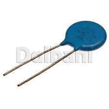 5pcs @$1.79 14D470K Metal Oxide Varistor Dependent Resistor 14mm 47V 30VAC 38VDC
