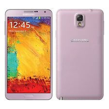 Original Samsung Galaxy Note 3 N900A 4G LTE - 32GB - Pink Unlocked Grade A+++