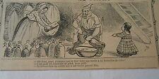 Humour Ficelle aux Bouteilles de Cidre pour empecher de péter Image Print 1906