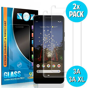 For Google Pixel 3A XL ITEC Premium Tempered Glass Screen Protector / Case