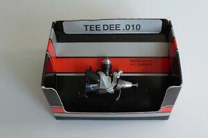 Cox Tee Dee .010 Model Aircraft Glow Plug Engine