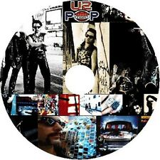 U2 BASS & GUITAR TABS TABLATURE SOFTWARE CD BEST OF GREATEST HITS ROCK MUSIC