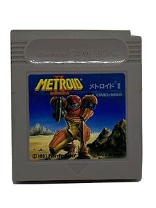Metroid II: Return of Samus (Game Boy, 1991)