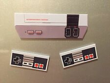 Retro NES Nintendo Style Game Console Fridge Magnet Gamer Geek Gift Idea
