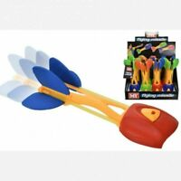 Flying Missile Summer Outdoor Garden Party Toys Kids Toy Foam