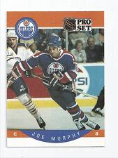 Joe Murphy Oilers 1990-1991 Pro Set #93