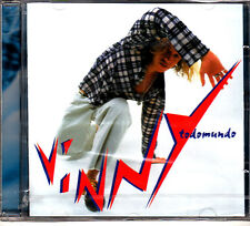 VINNY - TODOMUNDO - CD (NUOVO SIGILLATO)