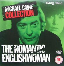 DVD Daily Mail Promo THE ROMANTIC ENGLISHWOMAN Michael Caine & Glenda Jackson