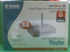D-Link Wireless Router AirPlus G DI-524