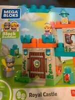 MEGA BLOKS kids/baby toys by Fisher Price Royal Castle 30 piece set 1-5 years