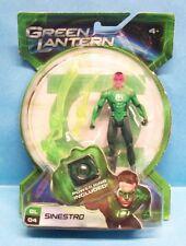 Mattel Green Lantern Movie Sinestro with RIng Action Figure