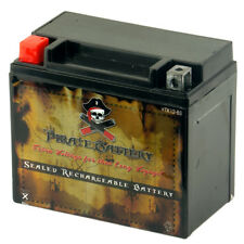 YTX12-BS Power Sports Battery Replaces 12-BS ETX12 GTX12-BS CYTX12-BS CTX12-BS