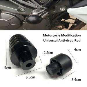 1PCS Motorcycle Modification Universal Anti-drop Rod Fit For kawasaki Z750 Z800
