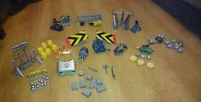 Huge BBC 2000 Logistix Robot Wars playset pullback House robots & arena games