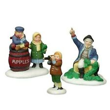 """Department 56 """"The Old Man and the Sea"""" New England Village Series Retired"""