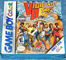 Vigilante 8 Nintendo Game Boy GAMEBOY Color GBC SYSTEM GAME NEW Factory Sealed