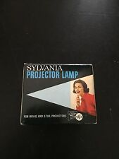 SYLVANIA PROJECTOR LAMPS TUNGSTEN HALOGEN DNF 150 WATTS 21V 25 HOURS
