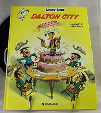 Lucky Luke Dalton City by Morris & Goscinny French Edition Hardcover 1998 Cowboy