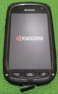 FOR PARTS FIX REPAIR AS IS Kyocera Torque E6710 BLACK Sprint WATERPROOF Camera