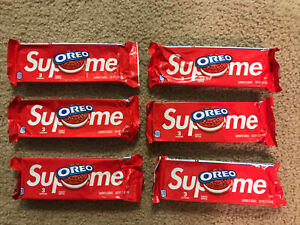 Supreme Oreo Cookies 6 Individual Packs