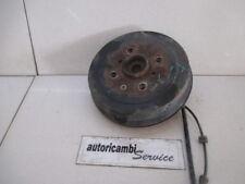424748 FRENO A TAMBURO POSTERIORE SINISTRO CITROEN C1 1.0 B AUT 50KW (2007) RICA
