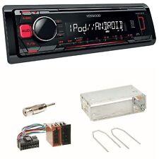 KMM-203 Autoradio USB FLAC AUX MP3 Einbauset für Astra F G Corsa B Zafira A