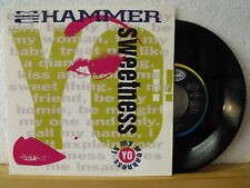"7"" Single - MC HAMMER - Yo!! Sweetness - Vinyl neuwertig! - Capitol 1991 - M.C."