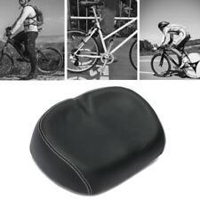 Extra Comfort Wide Big Bum Bike Bicycle Gel Cruiser Sporty Soft Pad Saddles Seat