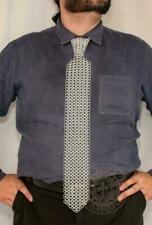 Aluminum Tie Chainmail Butted Neck Tie Simple & Beautiful Tie