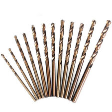 1mm-13mm HSS M35 Cobalt Twist Drill Bits HSS-Co for Hard Metal Stainless Steel