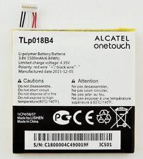 BATTERIA ORIGINALE ALCATEL 1500MAH PER ONE TOUCH IDOL OT 6030D TLP014B4 +FLAT