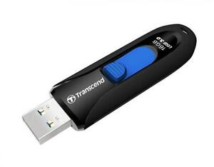 16 Go Clé USB 3.0 Transcend JetFlash 790 - Taux de transfert jusqu'à 90 Mo/s