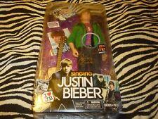 Singing Justin Bieber Figure - NEW!!!