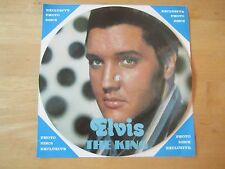 Elvis Presley 45rpm record Picture Disc: Ready Teddy/I Need You So