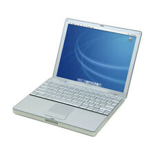 """Apple PowerBook G4 12"""" Laptop 1GHz/1.25GB/40GB Lots of Software A1010 M9183LL/A"""