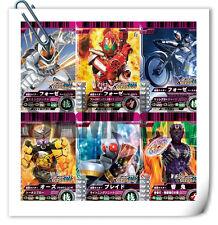 【10pcs】Masked Kamen Rider Decade Battle Ganbaride Trading cards RANDOM PICK
