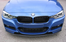 BMW 3ser F30 F31 Carbon Performance lip for Front Bumper spoiler Valance bodykit