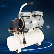 680W Flüster Silent Kompressor 12L Druckluft Druckluftkompressor leise ölfrei